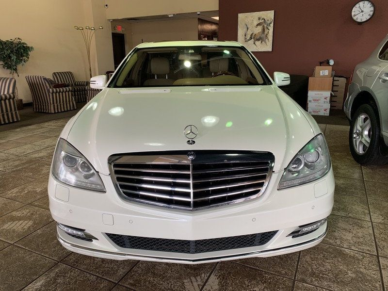 2011 Mercedes-Benz S-Class 4dr Sedan S 550 RWD - 19607843 - 56
