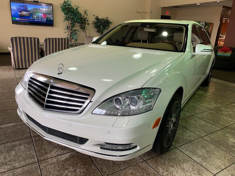 2011 Mercedes-Benz S-Class 4dr Sedan S 550 RWD - 19607843 - 57
