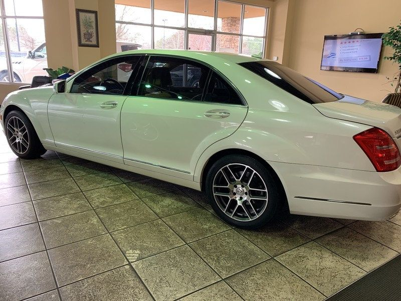 2011 Mercedes-Benz S-Class 4dr Sedan S 550 RWD - 19607843 - 5