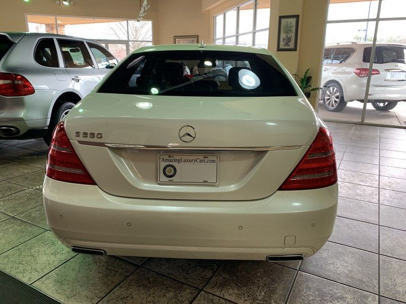 2011 Mercedes-Benz S-Class 4dr Sedan S 550 RWD - 19607843 - 8