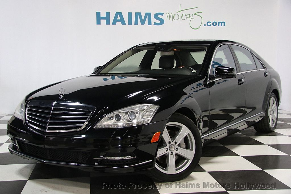 2011 Used Mercedes-Benz S-Class S550 at Haims Motors ...