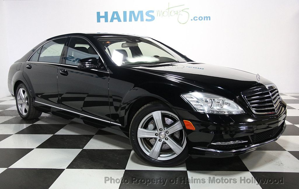 2011 used mercedes benz s class s550 at haims motors for Used s550 mercedes benz