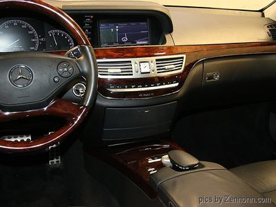 2011 Used Mercedes-Benz S-Class S 550 4dr Sedan S550 4MATIC at