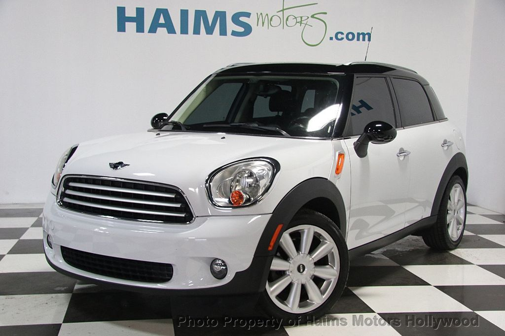 2011 used mini cooper countryman at haims motors serving fort lauderdale hollywood miami fl. Black Bedroom Furniture Sets. Home Design Ideas