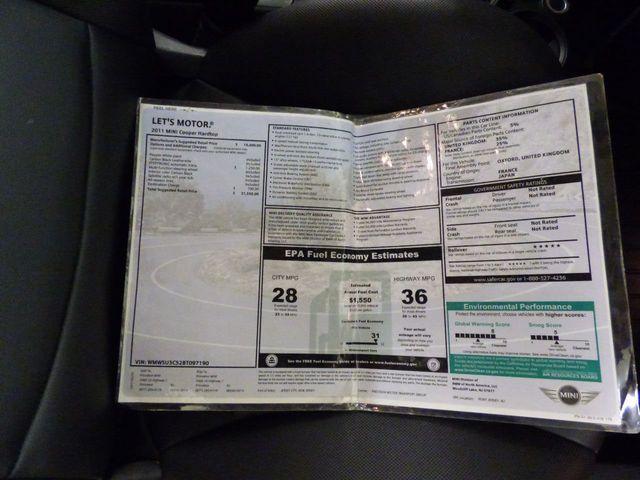 2011 MINI Cooper Hardtop 2 Door  - Click to see full-size photo viewer