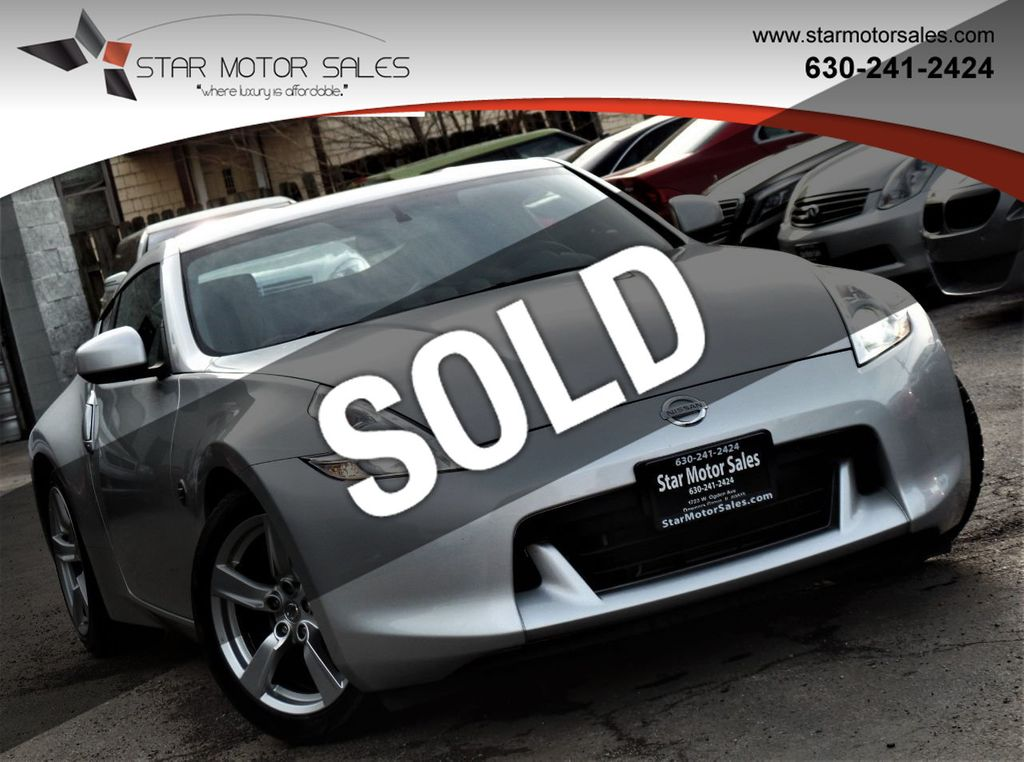 Star Motor Sales >> Details About 2011 Nissan 370z 2dr Coupe Manual