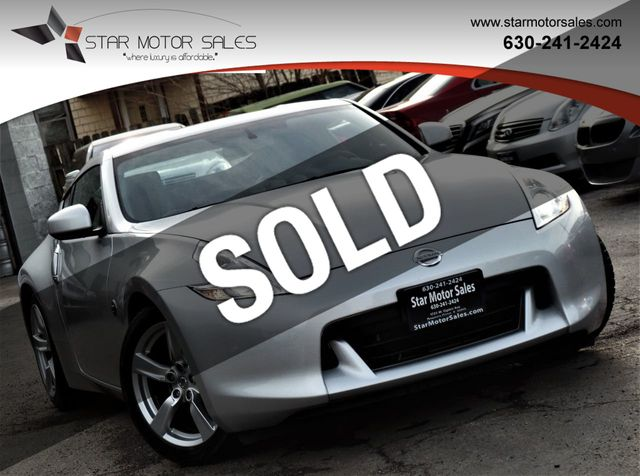2011 Nissan 370Z 2dr Coupe Manual