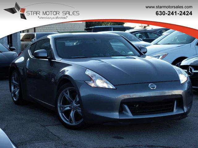 2011 Nissan 370Z 2dr Coupe Manual Touring