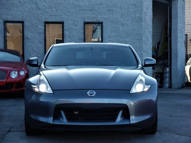 2011 Nissan 370Z 2dr Coupe Manual Touring - Click to see full-size photo viewer