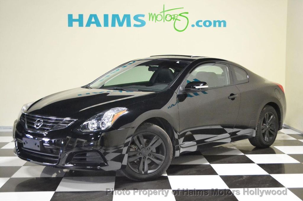 nissan altima coupe 2011