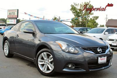 2011 Nissan Altima 2dr Coupe I4 CVT 2.5 S