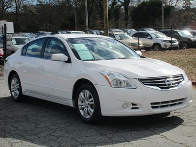 2011 Nissan Altima 4dr Sedan I4 CVT 2.5 S - Click to see full-size photo viewer
