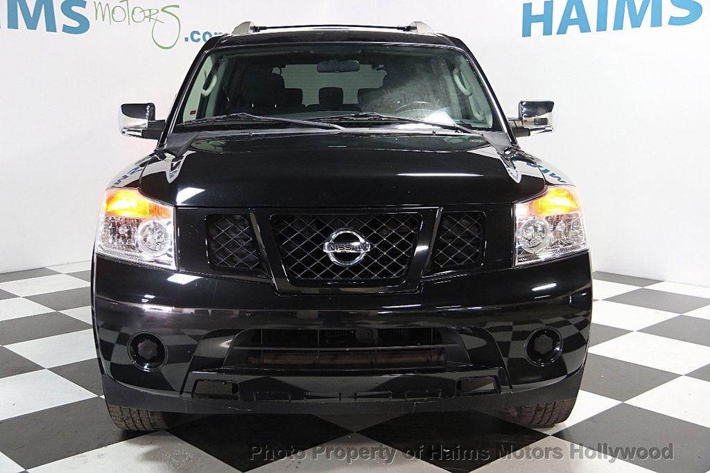 2011 Nissan Armada SV   16070078   1