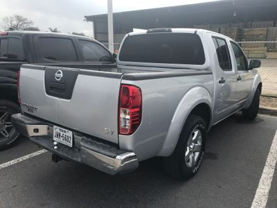 2011 Nissan Frontier 2WD Crew Cab SWB Automatic PRO-4X Truck Crew Cab Short Bed - Click to see full-size photo viewer