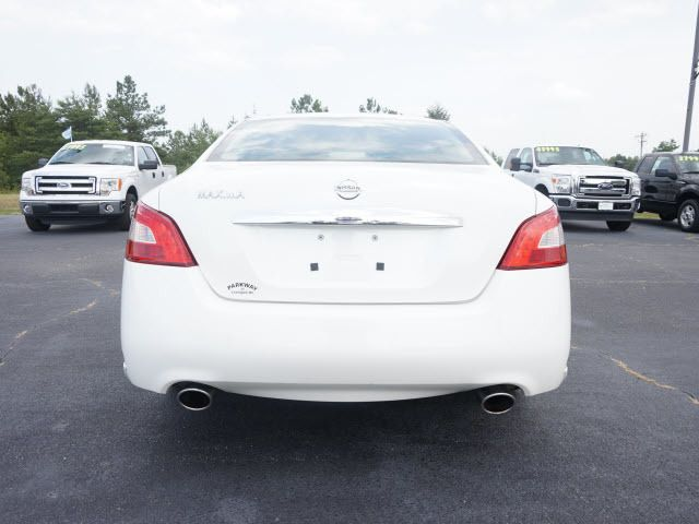 2011 Nissan Maxima 4dr Sedan V6 Cvt 35 Sv Sedan For Sale Lexington