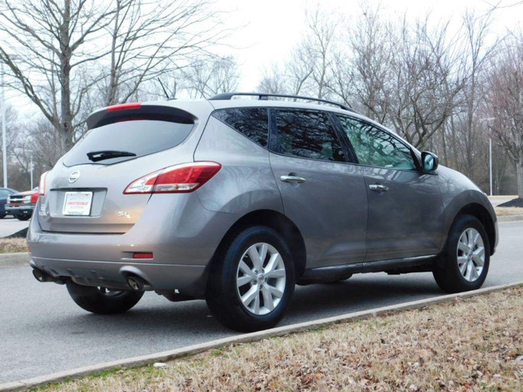 2011 Nissan Murano 2WD 4dr SL - 18505802 - 2