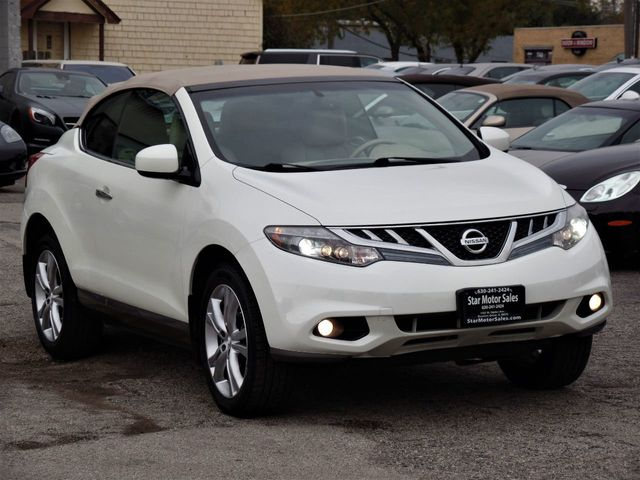 2011 Nissan Murano AWD 4dr SL - Click to see full-size photo viewer