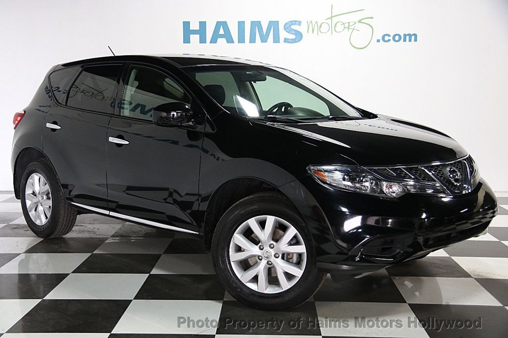 2011 Used Nissan Murano S At Haims Motors Serving Fort