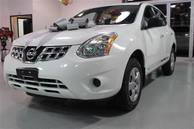 2011 Used Nissan Rogue AWD 4dr S at Dips Luxury Motors Serving
