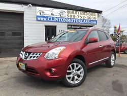 2011 Nissan Rogue - JN8AS5MV3BW256350