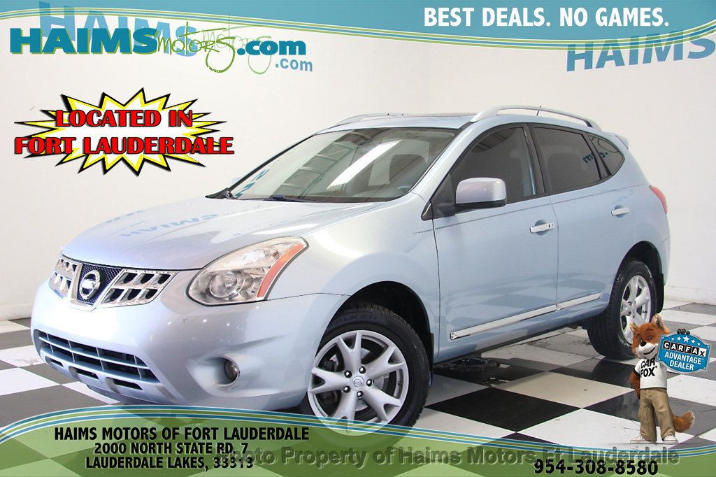 2011 Nissan Rogue S - 17344803 - 0