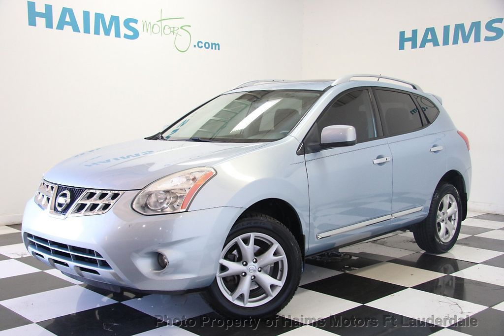 2011 Nissan Rogue S - 17344803 - 1