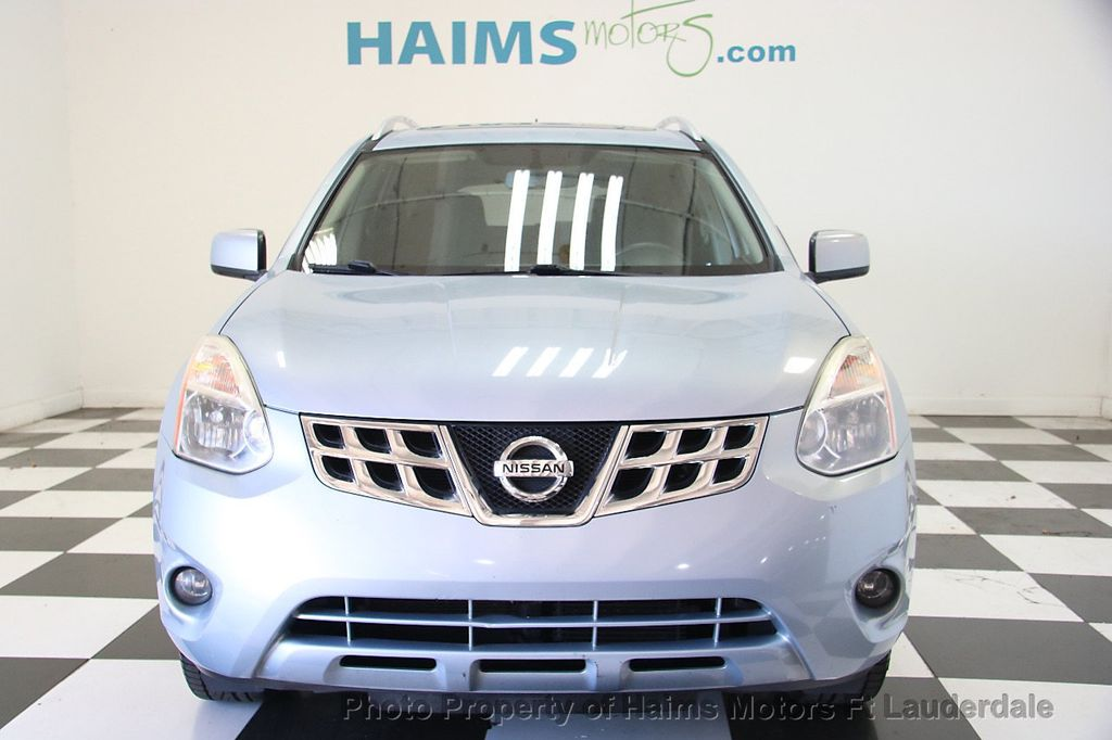 2011 Nissan Rogue S - 17344803 - 2