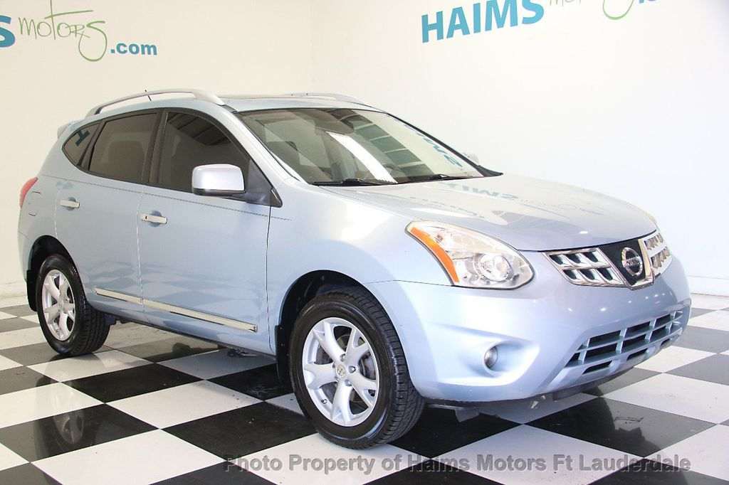 2011 Nissan Rogue S - 17344803 - 3