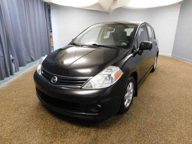 2011 Used Nissan Versa 5dr Hatchback I4 CVT 1 8 SL at North Coast Auto Mall  Parent Serving Akron, OH, IID 18736867
