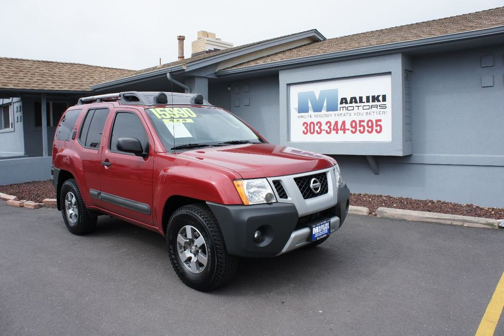 2011 Nissan Xterra Off Road - 17598858 - 0