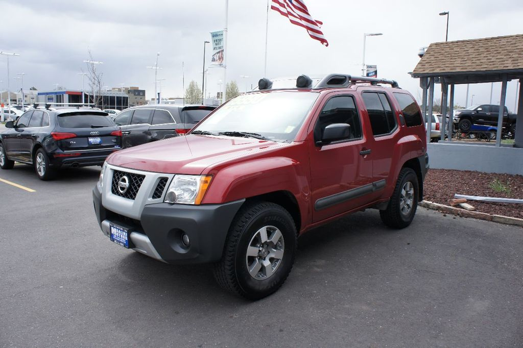 2011 Nissan Xterra Off Road - 17598858 - 1