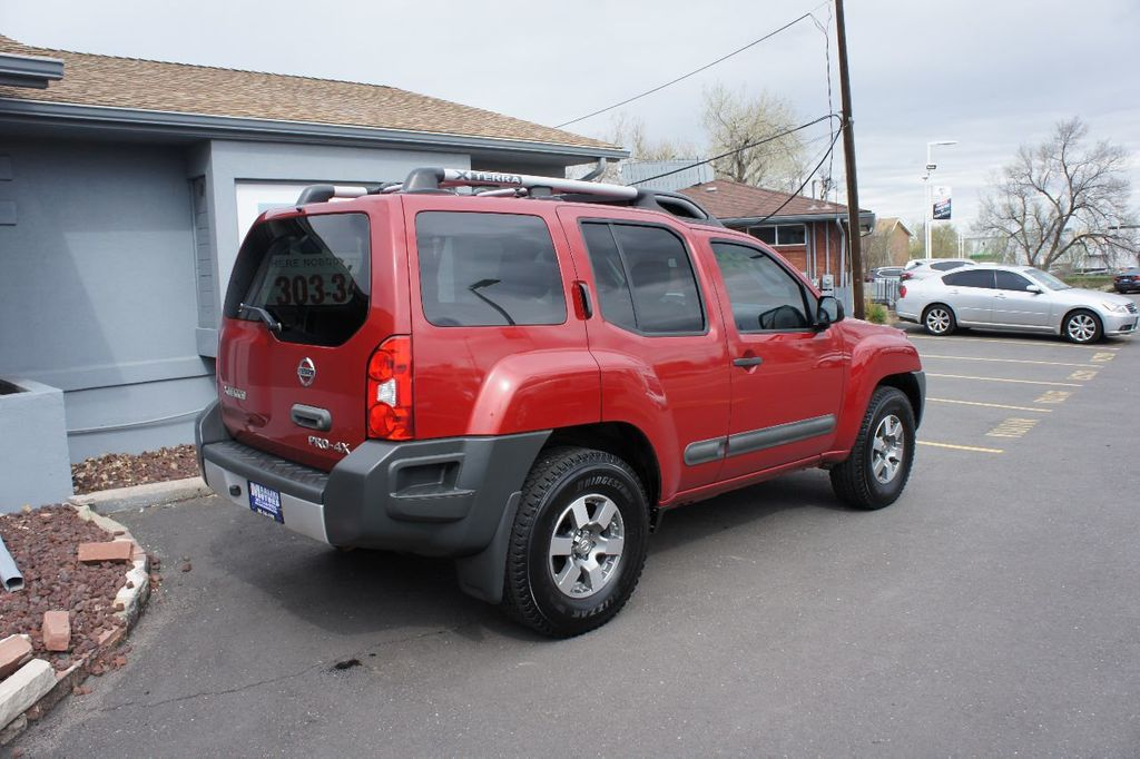 2011 Nissan Xterra Off Road - 17598858 - 3