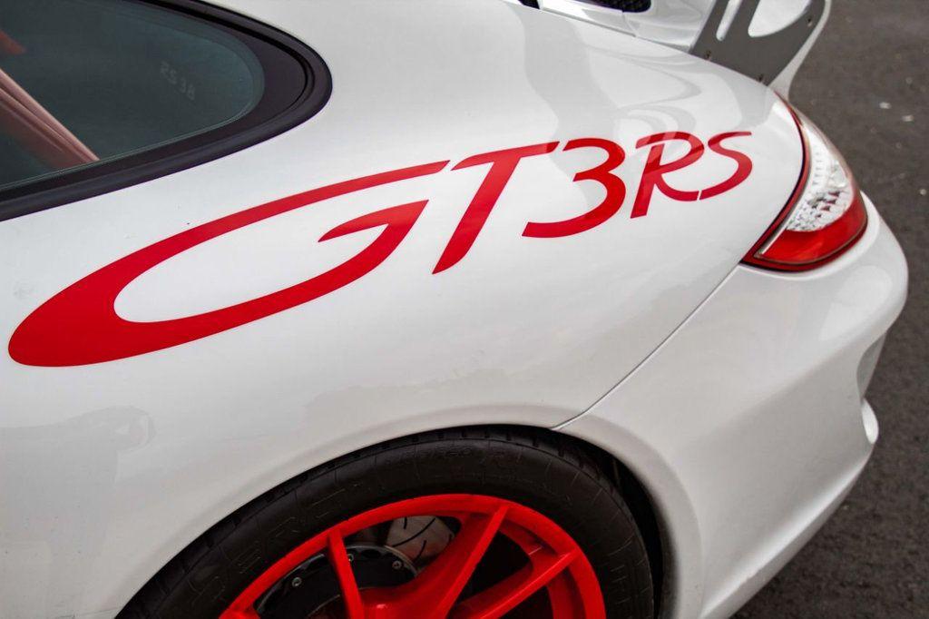 2011 Porsche 911 2dr Coupe GT3 RS - 18523790 - 28