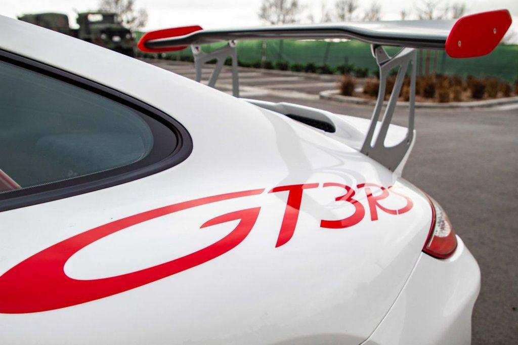 2011 Porsche 911 2dr Coupe GT3 RS - 18523790 - 29