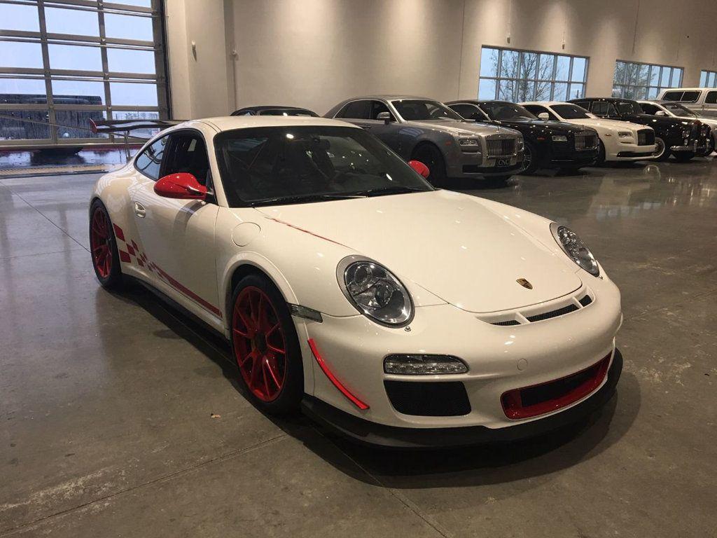 2011 Porsche 911 2dr Coupe GT3 RS - 18523790 - 58