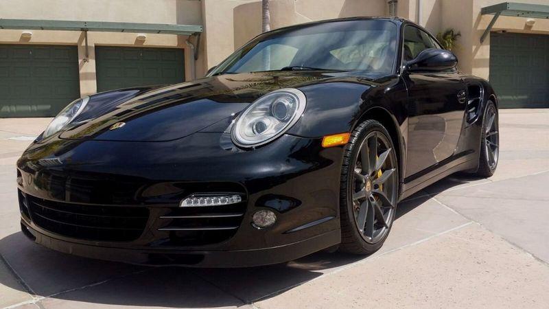 2011 Porsche 911 911 TURBO S - 17514547 - 10