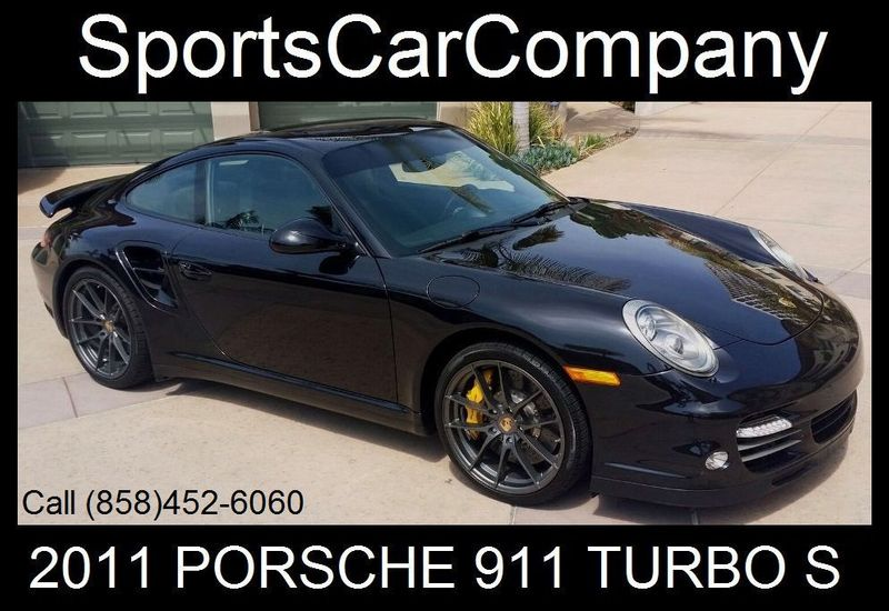 2011 Porsche 911 911 TURBO S - 17514547 - 1