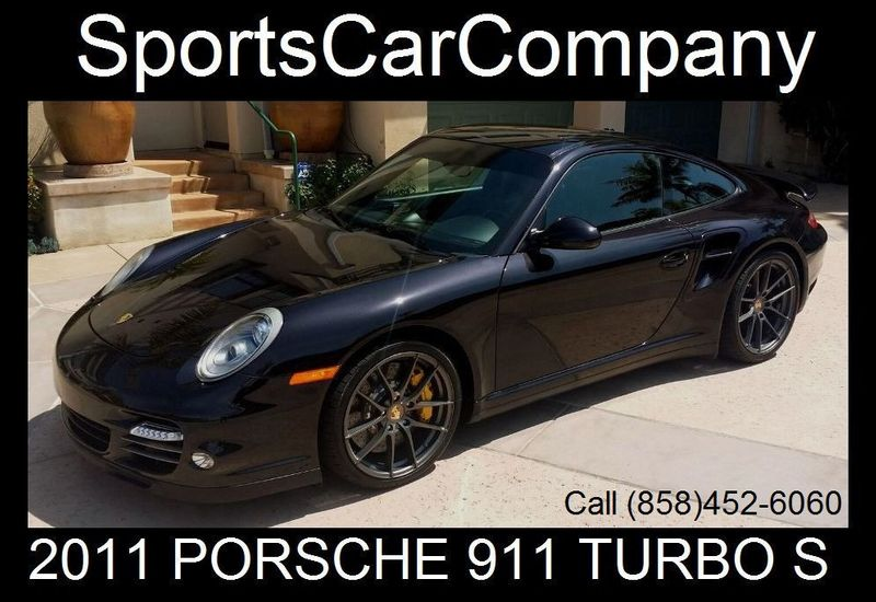 2011 Porsche 911 911 TURBO S - 17514547 - 2
