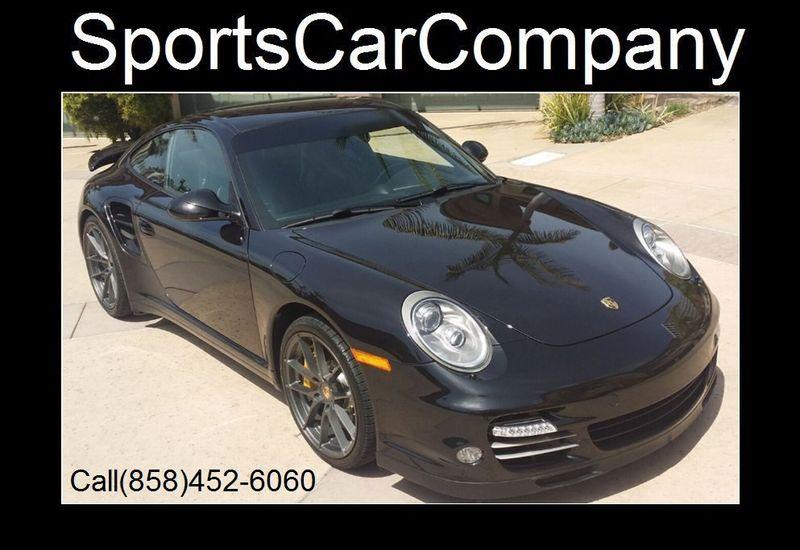 2011 Porsche 911 911 TURBO S - 17514547 - 3