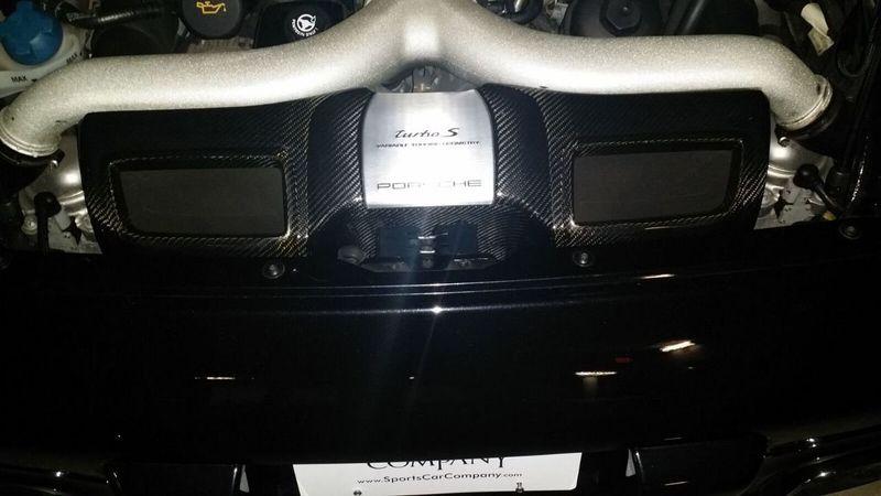 2011 Porsche 911 911 TURBO S - 17514547 - 49
