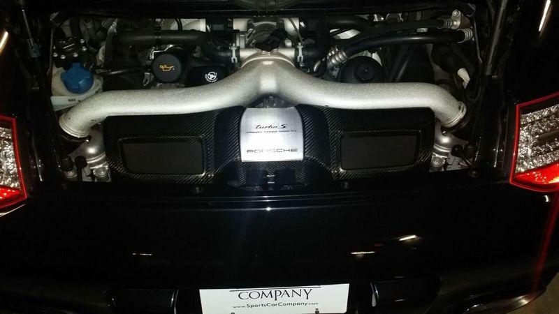 2011 Porsche 911 911 TURBO S - 17514547 - 50