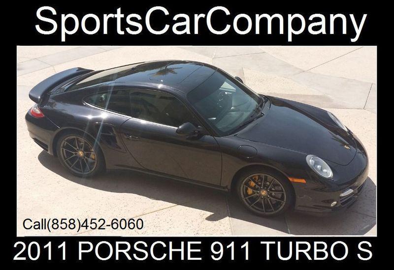 2011 Porsche 911 911 TURBO S - 17514547 - 5