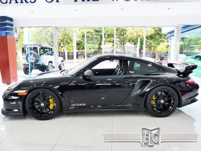2011 Porsche 911 GT2 RS Coupe