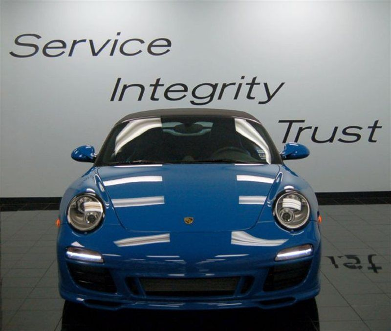 2011 Used Porsche 911 Speedster At Victory Motorcars