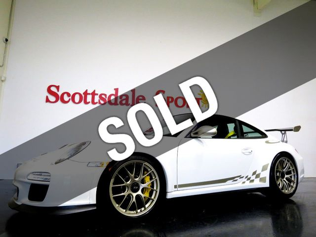 2011 Porsche 911 GT3 RS #287/351 * ONLY 14K Miles...#287/351