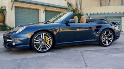 2011 Porsche 911 TURBO S CAB Turbo Cabriolet - Click to see full-size photo viewer