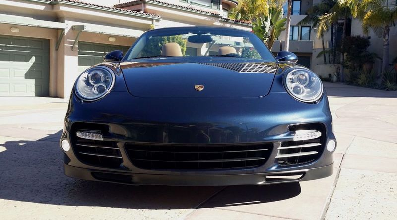 2011 Porsche 911 TURBO S CAB Turbo Cabriolet - 17412511 - 10