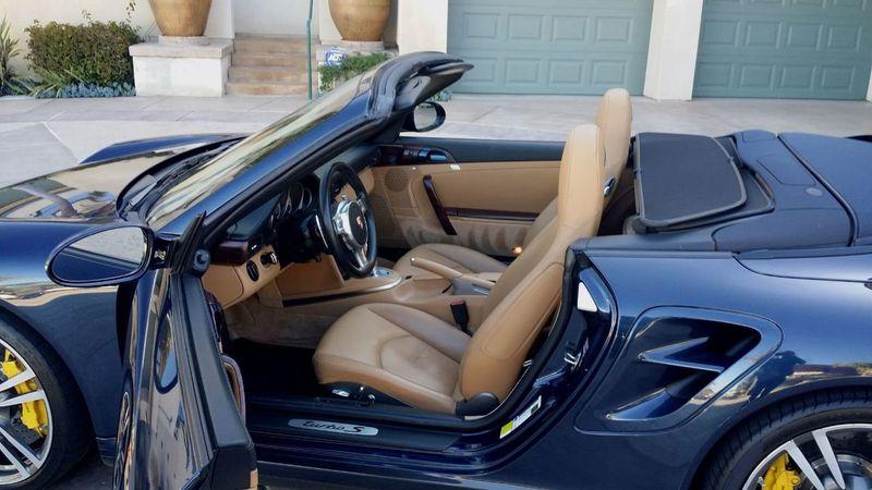 2011 Porsche 911 TURBO S CAB Turbo Cabriolet - 17412511 - 21