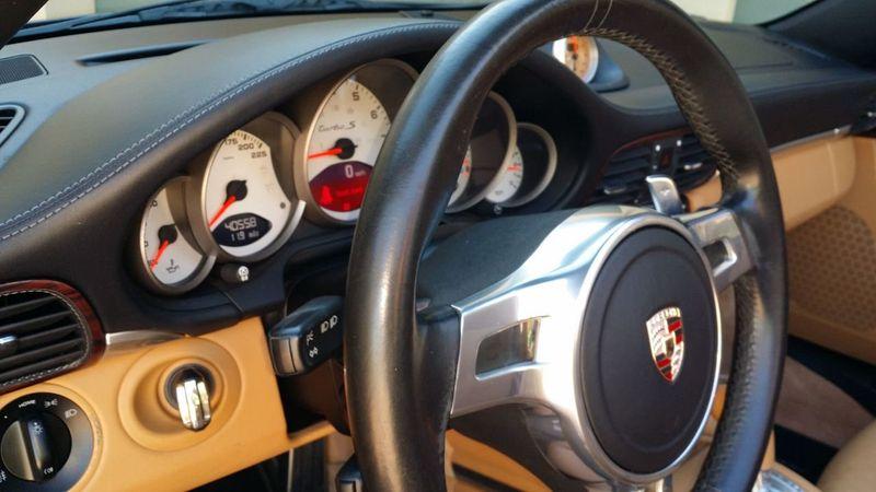 2011 Porsche 911 TURBO S CAB Turbo Cabriolet - 17412511 - 24