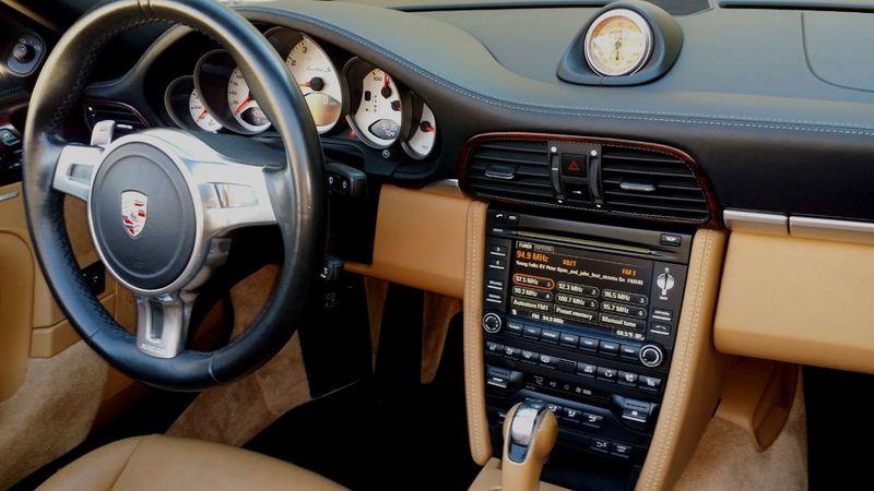 2011 Porsche 911 TURBO S CAB Turbo Cabriolet - 17412511 - 27